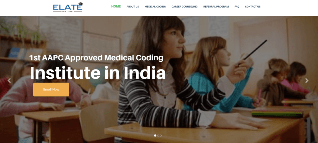 Medical coding course in india